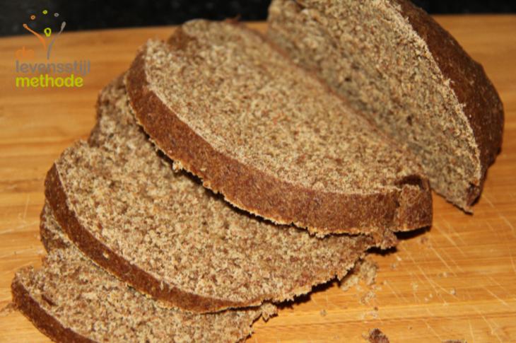 volkoren speltbrood zonder gist » de levensstijl