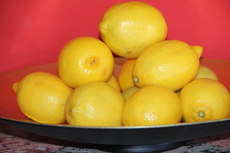 ontgiftingskuur citroen